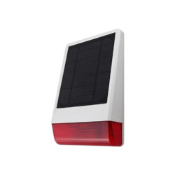 MT Vision Outdoor Solar Sirene OSS-100