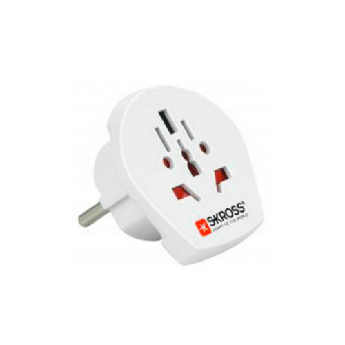SKROSS Country Adapter World to EU