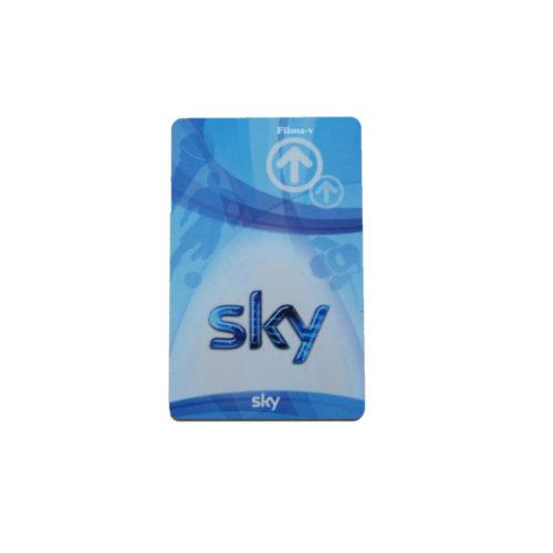 Sky Prepaid Karte
