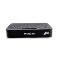 DigiQuest Tivusat HD Receiver Q30 PVR mit aktivierter Karte