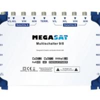 Megasat Multischalter 9/8