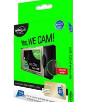 Tivusat HD WE Cam 4K mit ativierter Tivusat Karte