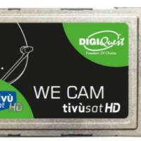 Tivusat HD WE Cam 4K